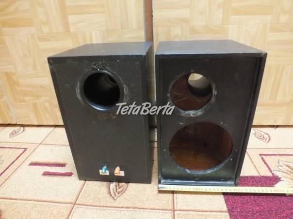 3e1e74908 Predám drevené ozvučnice pre reproduktory. | Tetaberta.sk - bazár, inzercia  zadarmo
