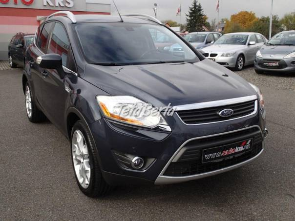 Ford Kuga 2,0TDCi 120KW Titanium,4x4, foto 1 Auto-moto, Automobily | Tetaberta.sk - bazár, inzercia zadarmo