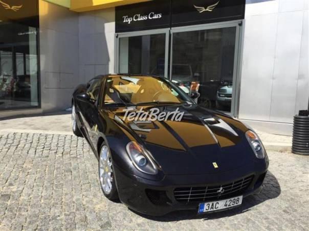 Ferrari 599 GTB Fiorano F1 SKLADEM, foto 1 Auto-moto, Automobily   Tetaberta.sk - bazár, inzercia zadarmo