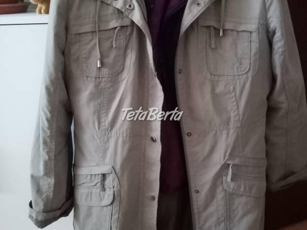 bunda prechodná, foto 1 Móda, krása a zdravie, Oblečenie | Tetaberta.sk - bazár, inzercia zadarmo