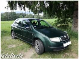 Škoda Fabia 1,4 r.v.2000 , Auto-moto, Automobily  | Tetaberta.sk - bazár, inzercia zadarmo