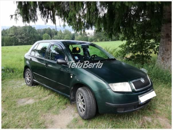Škoda Fabia 1,4 r.v.2000, foto 1 Auto-moto, Automobily | Tetaberta.sk - bazár, inzercia zadarmo