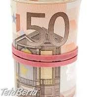 PONUKA PÔŽICKY PENAZÍ 3.000 EUR NA 5.000.000 EUR , Obchod a služby, Financie  | Tetaberta.sk - bazár, inzercia zadarmo