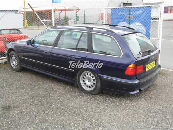 BMW Řada 5 523i,TOURING, foto 1 Auto-moto, Automobily | Tetaberta.sk - bazár, inzercia zadarmo
