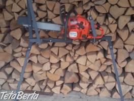 Stojan na motorovú pílu,koza na pílenie dreva , Dom a záhrada, Náradie  | Tetaberta.sk - bazár, inzercia zadarmo