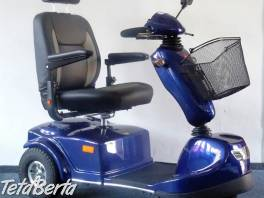 Elektrické skútry a vozíky pro seniory a ZTP