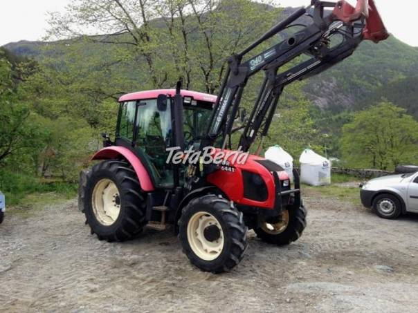 traktor zetor 644 proxima, foto 1 Poľnohospodárske a stavebné stroje, Poľnohospodárské stroje | Tetaberta.sk - bazár, inzercia zadarmo