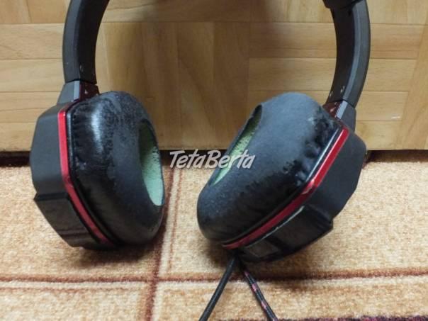 Predám herné slúchadlá A4tech Bloody G501., foto 1 Elektro, Reproduktory, mikrofóny, slúchadlá | Tetaberta.sk - bazár, inzercia zadarmo