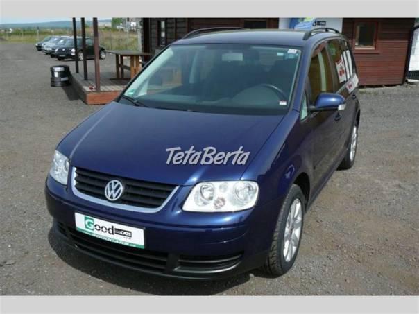 Volkswagen Touran 1,6 FSI DSG Goal serviska, foto 1 Auto-moto, Automobily   Tetaberta.sk - bazár, inzercia zadarmo