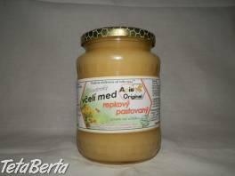Repkový pastovany včelí med priamo od včelára , Dom a záhrada, Zo záhradky  | Tetaberta.sk - bazár, inzercia zadarmo