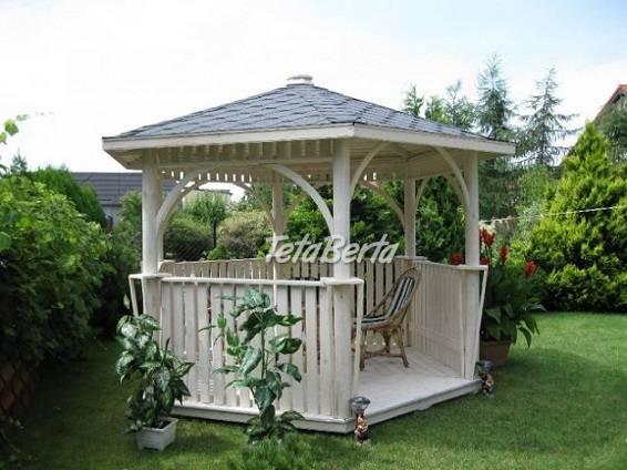 Altány pro Vaši zahradu, foto 1 Dom a záhrada, Záhradný nábytok, dekorácie | Tetaberta.sk - bazár, inzercia zadarmo
