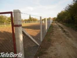 Predám ploty, stĺpiky , brány , pletivá , Dom a záhrada, Brány a ploty  | Tetaberta.sk - bazár, inzercia zadarmo