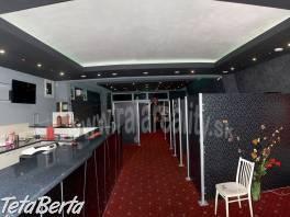 Zaridený bar na prenájom - 140m2 , Reality, Kancelárie a obch. priestory    Tetaberta.sk - bazár, inzercia zadarmo