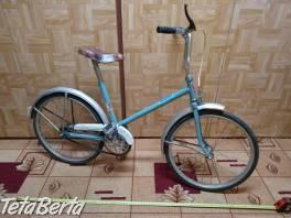 Predám detský retro bicykel v zachovalom stave.  , Hobby, voľný čas, Šport a cestovanie  | Tetaberta.sk - bazár, inzercia zadarmo