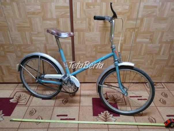 Predám detský retro bicykel v zachovalom stave. , foto 1 Hobby, voľný čas, Šport a cestovanie | Tetaberta.sk - bazár, inzercia zadarmo