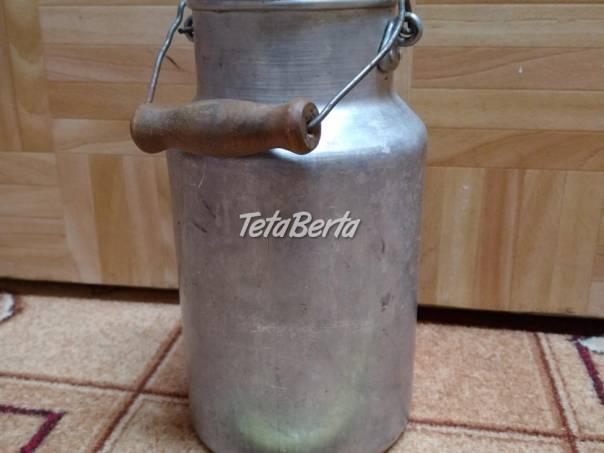 Predám hliníkovú konvičku. , foto 1 Hobby, voľný čas, Ostatné | Tetaberta.sk - bazár, inzercia zadarmo