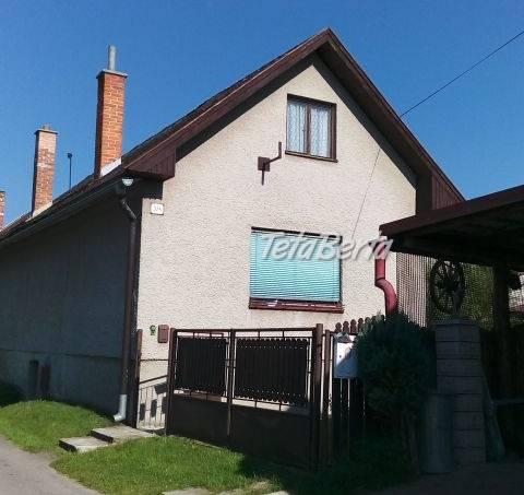 Rodinný dom s peknou záhradou v Hornej Štubni, foto 1 Reality, Domy | Tetaberta.sk - bazár, inzercia zadarmo