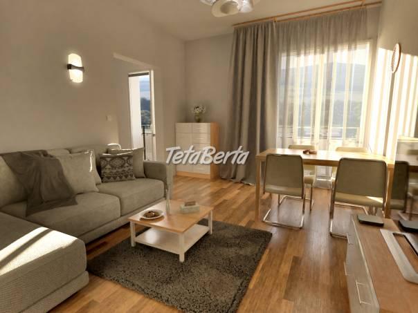 Predaj 2 - izbový byt v projekte Nové záhrady Detva, 55 m², foto 1 Reality, Byty | Tetaberta.sk - bazár, inzercia zadarmo