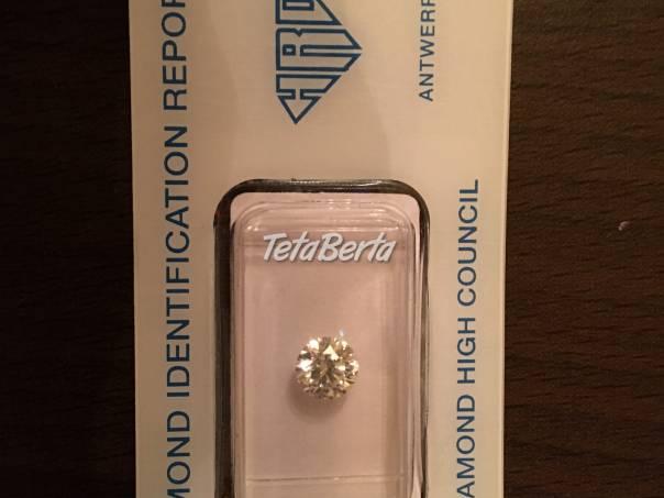 Predam diamant 1,04kt briliant , foto 1 Hobby, voľný čas, Ostatné | Tetaberta.sk - bazár, inzercia zadarmo