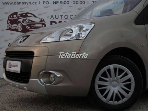 Peugeot Partner Tepee 1.6 HDi 80KW Premium, foto 1 Auto-moto, Automobily   Tetaberta.sk - bazár, inzercia zadarmo
