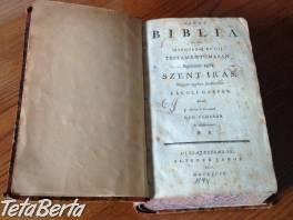 Biblia Károli Gaspar , Hobby, voľný čas, Umenie a zbierky  | Tetaberta.sk - bazár, inzercia zadarmo