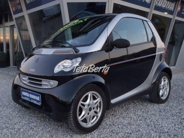 Smart Fortwo 600 Cabrio Automat, foto 1 Auto-moto, Automobily   Tetaberta.sk - bazár, inzercia zadarmo