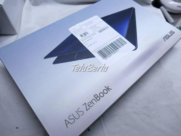 ASUS ZenBook 13 13.3in 512GB I5 8th Gen. 3.9GHz 8GB, foto 1 Elektro, Notebooky, netbooky | Tetaberta.sk - bazár, inzercia zadarmo
