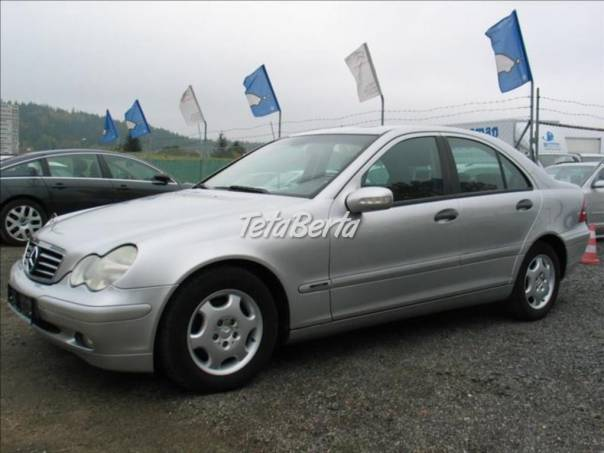 Mercedes-Benz Třída C 2,2   C 200 CDI CLASSIC, foto 1 Auto-moto, Automobily | Tetaberta.sk - bazár, inzercia zadarmo