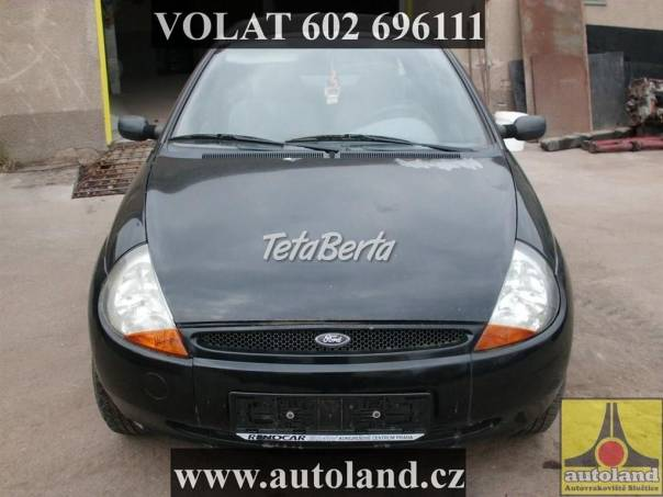 Ford KA 1,3, foto 1 Auto-moto | Tetaberta.sk - bazár, inzercia zadarmo
