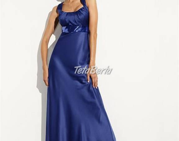 aa45e72dce81 Modré šaty
