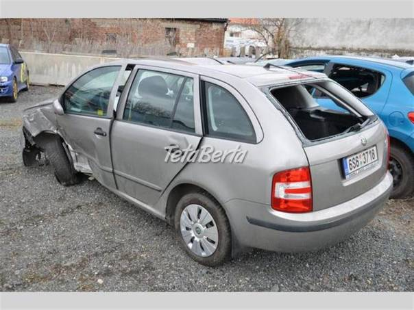 Škoda Fabia 1.2i 12V, foto 1 Auto-moto, Automobily | Tetaberta.sk - bazár, inzercia zadarmo