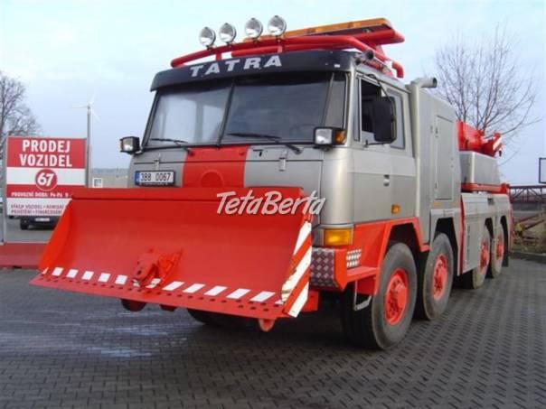 Tatra 815 AV15 Odtahovka, foto 1 Auto-moto, Automobily | Tetaberta.sk - bazár, inzercia zadarmo