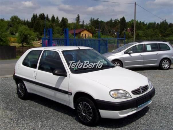 Citroën Saxo 1.0i , nová STK, foto 1 Auto-moto, Automobily | Tetaberta.sk - bazár, inzercia zadarmo