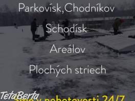 Zimná údržba Martin Vrútky Žilina , Obchod a služby, Ostatné  | Tetaberta.sk - bazár, inzercia zadarmo