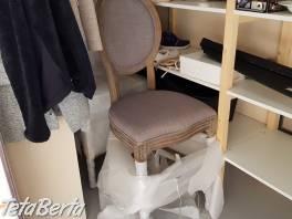 Predám úplne nové barové stoličky 2ks , Dom a záhrada, Stoly, pulty a stoličky  | Tetaberta.sk - bazár, inzercia zadarmo