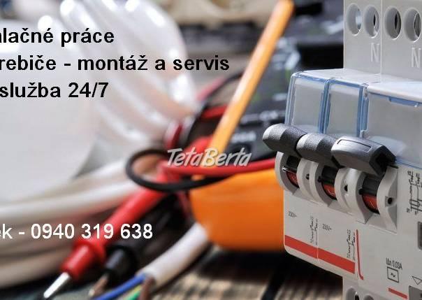 Elektrikár Bratislava - Poruchová služba., foto 1 Obchod a služby, Stroje a zariadenia   Tetaberta.sk - bazár, inzercia zadarmo