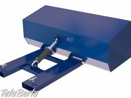 Hydraulické lopata 750 litrov , Obchod a služby, Stroje a zariadenia  | Tetaberta.sk - bazár, inzercia zadarmo