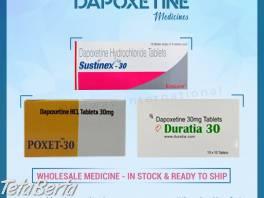 Veľkoobchodný veľkoobchodný dodávateľ dapoxetínu , Móda, krása a zdravie, Starostlivosť o zdravie  | Tetaberta.sk - bazár, inzercia zadarmo