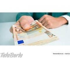 Ponuka úveru medzi jednotlivcom , Náhradné diely a príslušenstvo, Dodávky a nákladné autá    Tetaberta.sk - bazár, inzercia zadarmo