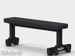 Posilovací stroj Technogym - Flat Bench Pure Strength – Repasovaný , Hobby, voľný čas, Šport a cestovanie    Tetaberta.sk - bazár, inzercia zadarmo
