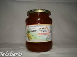 Repkový včelí med priamo od registrovaného včelára