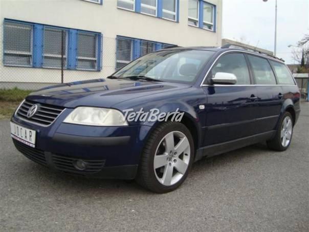 Volkswagen Passat 1,9TDi 96Kw,Climatron,ASR,Alu, foto 1 Auto-moto, Automobily | Tetaberta.sk - bazár, inzercia zadarmo