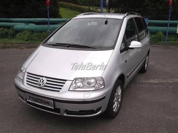 Volkswagen Sharan 2,0 TDI Business*servis.k.*DPH, foto 1 Auto-moto, Automobily | Tetaberta.sk - bazár, inzercia zadarmo