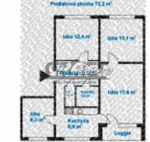 GRRAFT ponúka 3,5-izb. byt A. Gwerkovej - Petržalka , foto 1 Reality, Byty   Tetaberta.sk - bazár, inzercia zadarmo