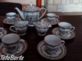 Predám čajovú súpravu , Dom a záhrada, Vybavenie kuchyne  | Tetaberta.sk - bazár, inzercia zadarmo