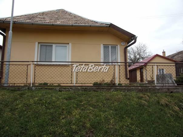 Predám rodinný dom, foto 1 Reality, Domy   Tetaberta.sk - bazár, inzercia zadarmo
