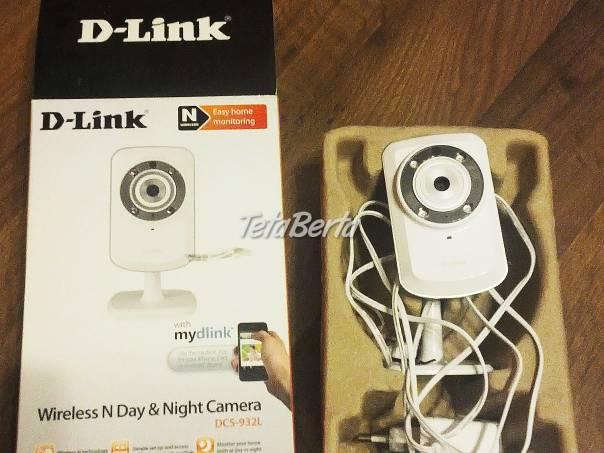 WIFI kamera, foto 1 Elektro, Zabezpečovacie systémy | Tetaberta.sk - bazár, inzercia zadarmo