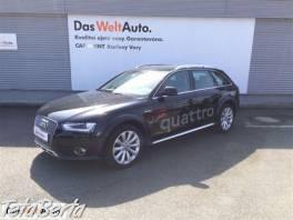 Audi A4 Allroad allroad 2.0 TDI quattro S-tronic , Auto-moto, Automobily  | Tetaberta.sk - bazár, inzercia zadarmo
