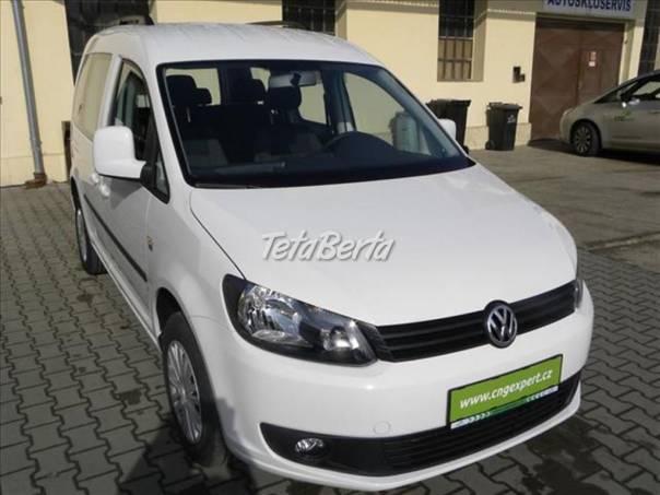 Volkswagen Caddy 2.0 CNG  Trendline, foto 1 Auto-moto, Automobily | Tetaberta.sk - bazár, inzercia zadarmo