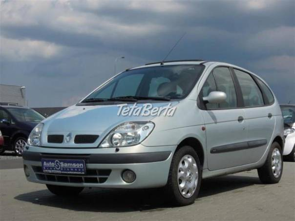 Renault Scénic 2.0 RXE*KLIMATIZACE*2xStřecha, foto 1 Auto-moto, Automobily | Tetaberta.sk - bazár, inzercia zadarmo